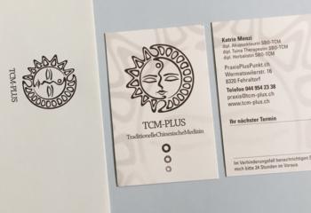 Logo, Visitenkarte und Briefpapier