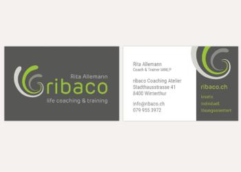 Gestaltung Logo, Visitenkarte und Schild